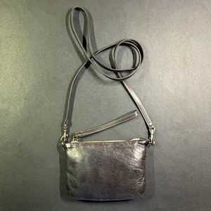 Rough and Tumble Small Crossbody Leather Bag